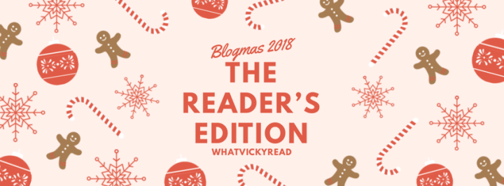 Blogmas 2018: Five Favourite Books of the Year
