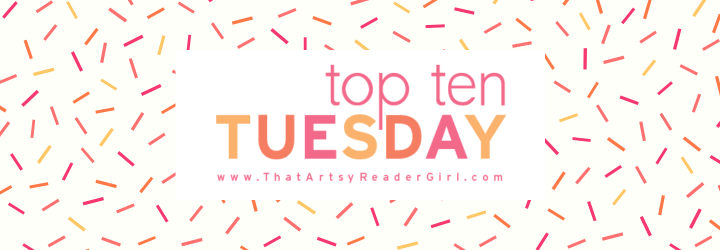 Top Ten Tuesday || Rainy Day Reads