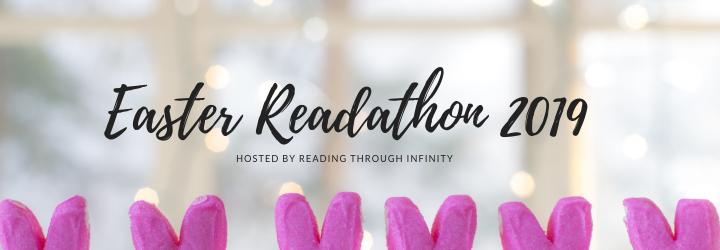 Easter Readathon 2019:TBR