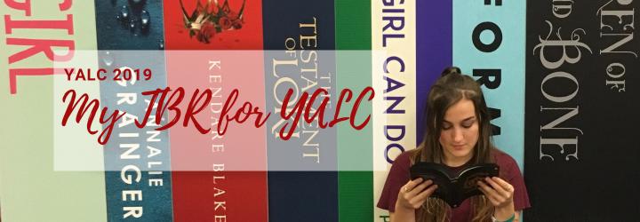 YALC 2019: The Books I Need toRead